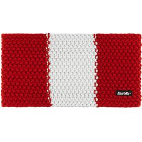 Eisbär Jamie Flag Hoofdband Heren, rood/wit